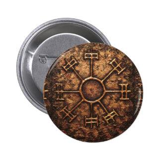 Dream Rune 6 Cm Round Badge