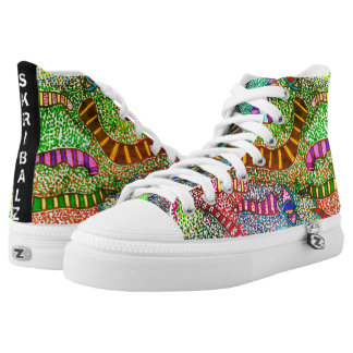dream runners printed shoes