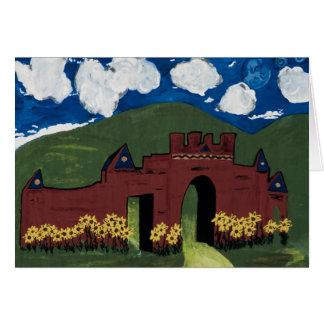 Dream Series: The Castle Card