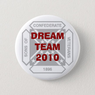 DREAM TEAM 2010 6 CM ROUND BADGE