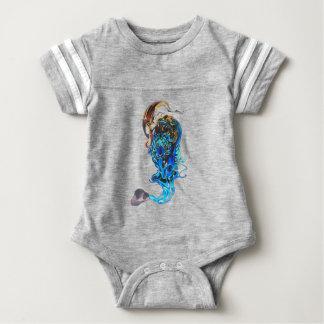 dream tiger baby bodysuit