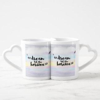Dream 'til the Horizon Coffee Mug Set