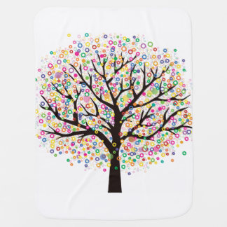 Dream Tree Baby Blanket