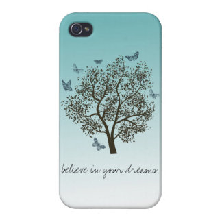 Dream Tree Cover For iPhone 4