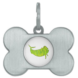 Dream Trophy Pet Tag