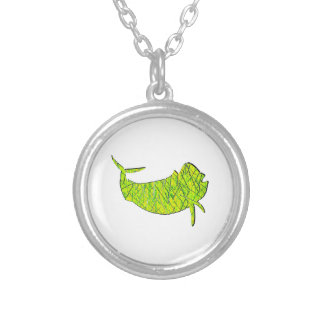 Dream Trophy Silver Plated Necklace