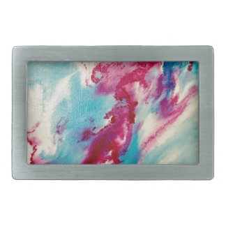 Dream Visions Rectangular Belt Buckles
