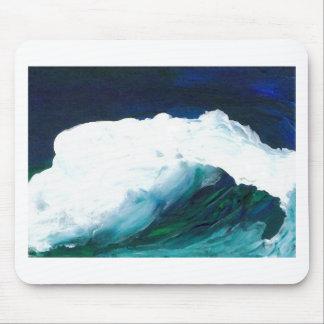 Dream Wave - CricketDiane Ocean Wave Art Mousepads