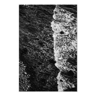 Dream waves photo print