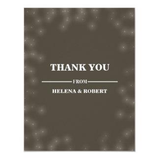 Dream Wedding_1 - Thank You Card 11 Cm X 14 Cm Invitation Card