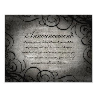 Dream Within A Dream Coordinates Card