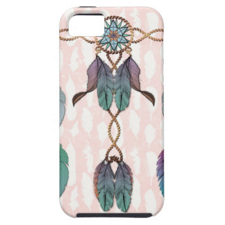 Dreamcatcher and Feathers iPhone 5 Cases