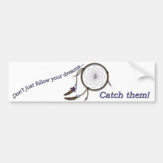 DreamCatcher Bumper Sticker