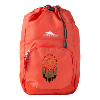 Dreamcatcher Custom High Sierra Backpack