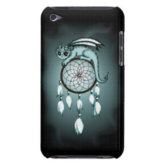 Dreamcatcher Dragon Barely There iPod Cases