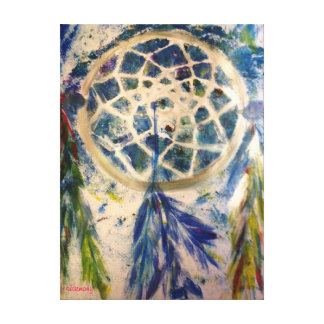 Dreamcatcher Harmony Canvas Print