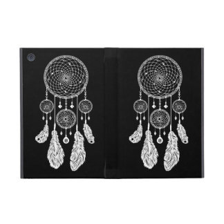 Dreamcatcher - Ipad Mini Folio Case (Black)