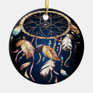 Dreamcatcher Ornament Home Decor Gift / Tag