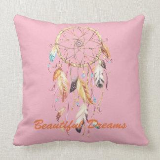 "Dreamcatcher Polyester Throw Pillow,20x20"" Cushion"