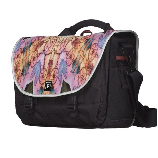 Dreamcatcher_purple Laptop Computer Bag