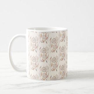 Dreamcatcher White 11 oz Classic White Mug