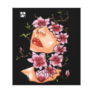 Dreamday Sakura Canvas Print