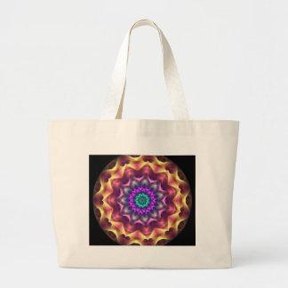 Dreamer Kaleidoscope Jumbo Tote Bag