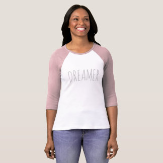 Dreamer Trendy Women's T-Shirt or Pajama Top