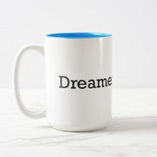 Dreamer Two-tone Coffee Mug