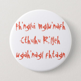Dreaming Cthulhu Button