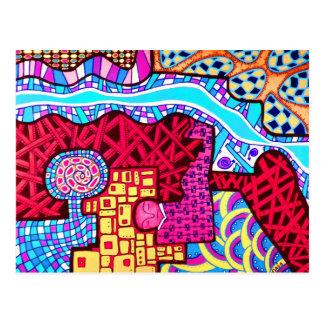 Dreaming Designs Postcard