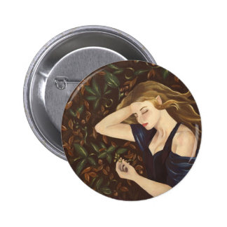 Dreaming In A Sea of Leaves - Buttons