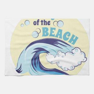 Dreaming Of Beach Tea Towel