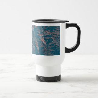 Dreaming Of Ferns Travel Mug