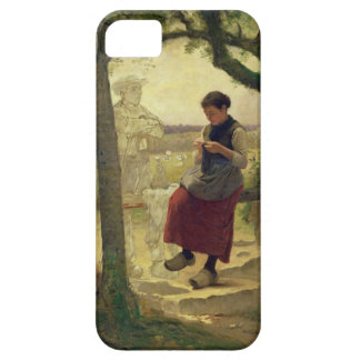 Dreaming of her Love, 1901 iPhone 5 Cases