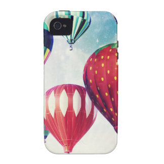 Dreaming of Hot Air Balloons iPhone 4 Cover