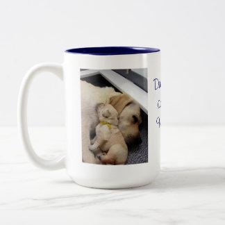 Dreaming of my WCC Vest mug