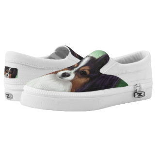 Dreaming of Papillons Slip-On Shoes