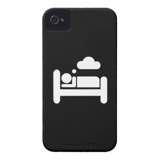 Dreaming Pictogram iPhone 4 Case