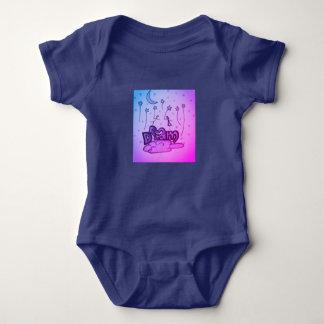 Dreaming Sleeper Baby Bodysuit