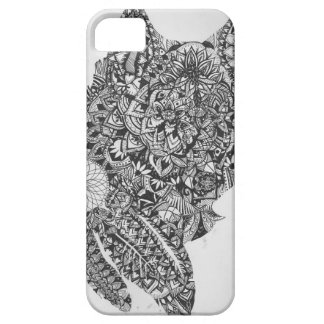 Dreaming Wolf iPhone 5 Cover