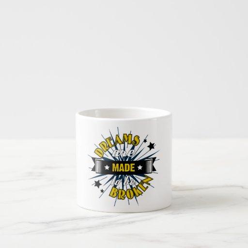 Dreams Are Made to be Broken Espresso Mugs