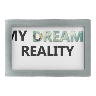 DREAMS BELT BUCKLE