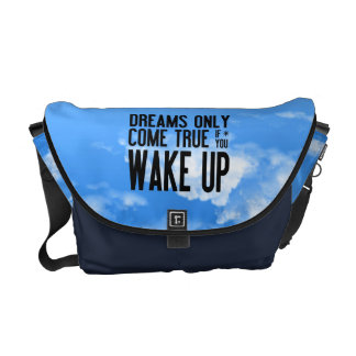 Dreams Come True messenger bag