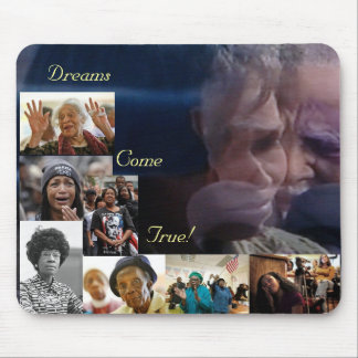 Dreams Come True Mouse Pad