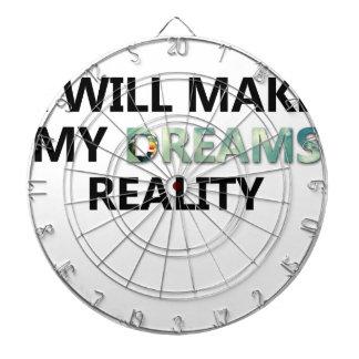 DREAMS DARTBOARD