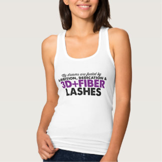 Dreams Fueled by 3D Fiber Lashes Tank