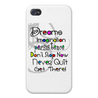 Dreams Case For iPhone 4
