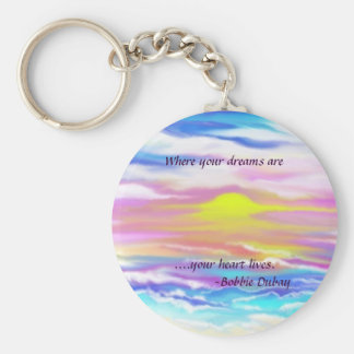 Dreams Key Ring