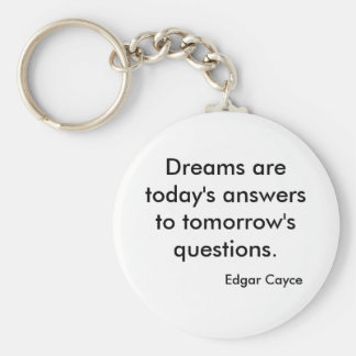 Dreams Keychain